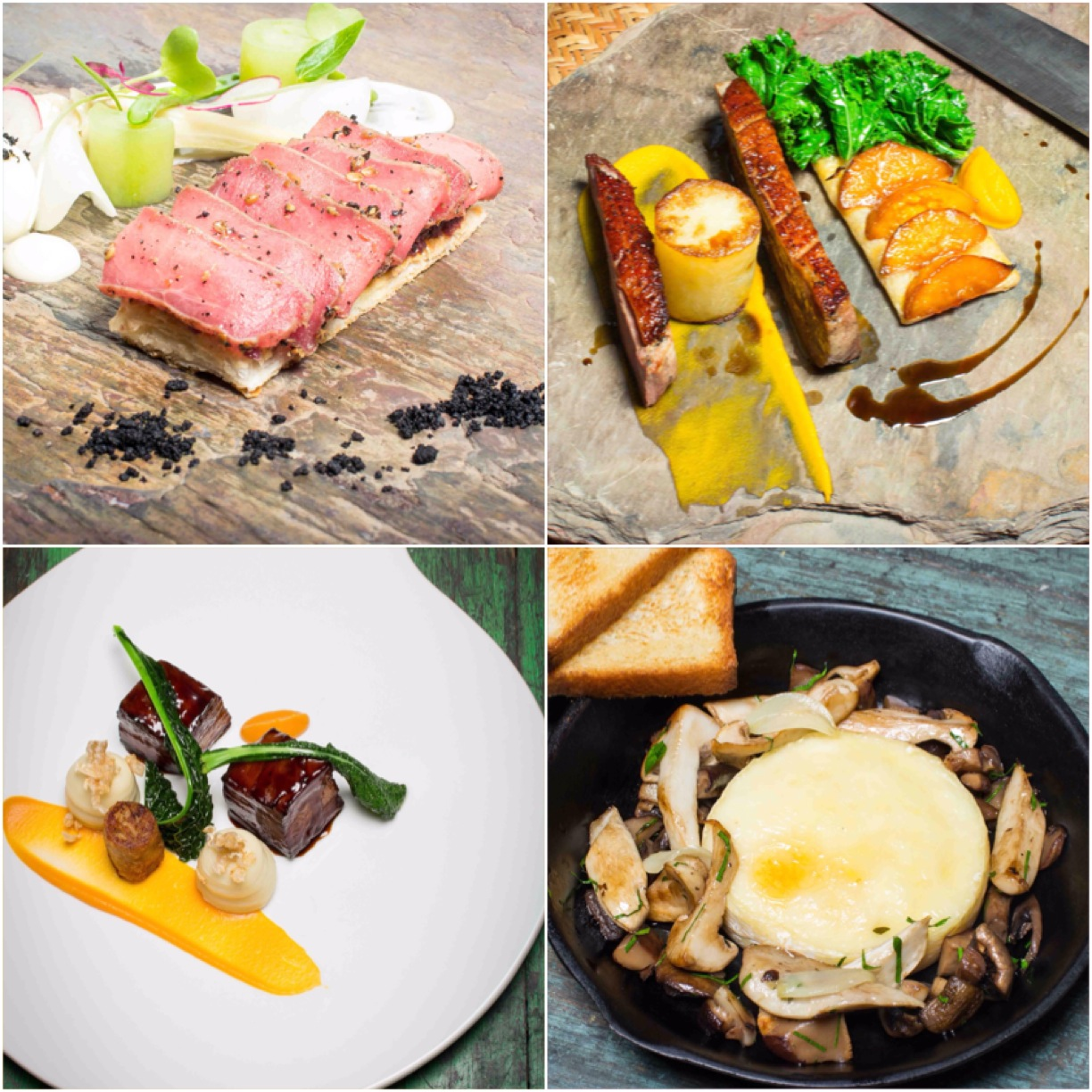 New winter menu at olive qutub new delhi high on wines for Winter entrees