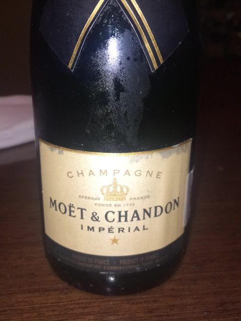Moet & Chandon : World's most recognized brand of Champagne