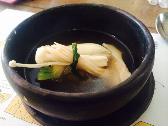 Chicken Suimono