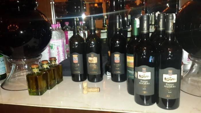 Castello Banfi Wines at Le Cirque, Leela Place, New Delhi