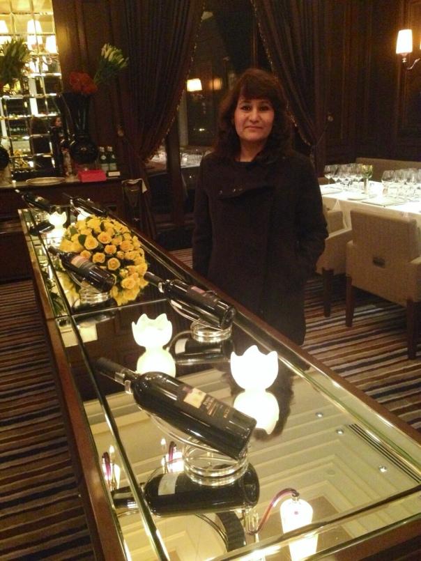 Castello Banfi Wine Dinner at Le Cirque Leela Palace, New Delhi