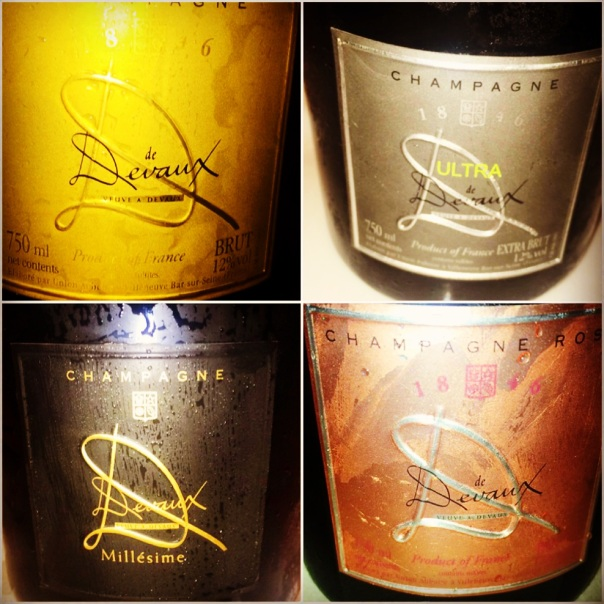 Collection D from House of Devaux : A range of Premium Champagnes now available in India