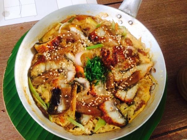 Eel Yanagawa Fu