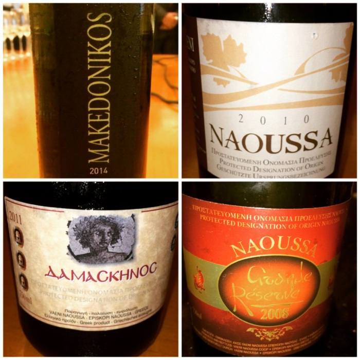 Greek Wines from VAENI NAOUSSA