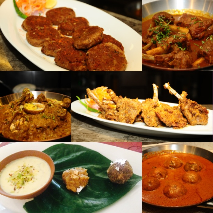 Some of the dishes at the Awadhi Food Festival. A few pics Courtesy Kempinski Hotel.