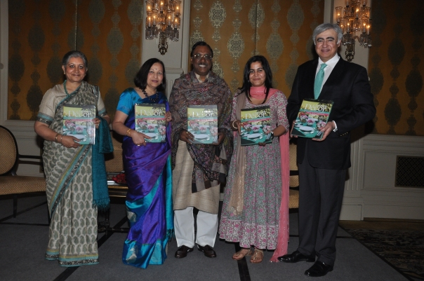 Launch of Dinner Decor at The Leela Palace Chanakyapuri