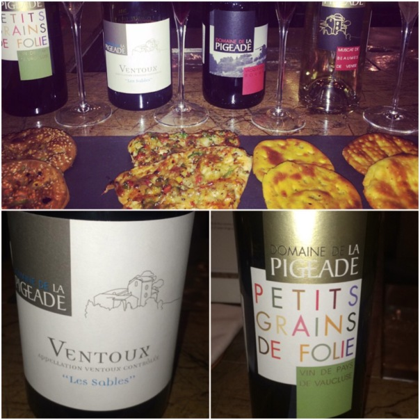 Indian Breads paired with French Wines