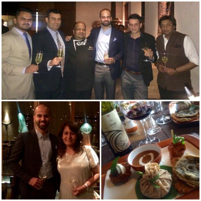 York Wine Dinner at Baluchi , The Lalit New Delhi