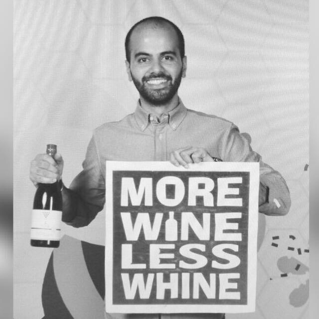 Kailash Gurnani Chief Winemaker at York Winery Nashik Maharashtra