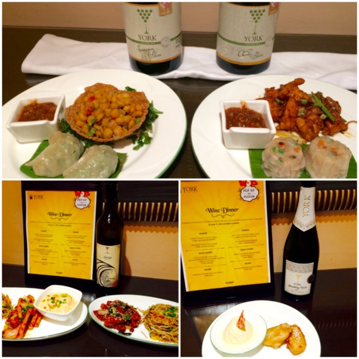 Woks Pop-Up with York Wines at Quorum The Lalit New Delhi