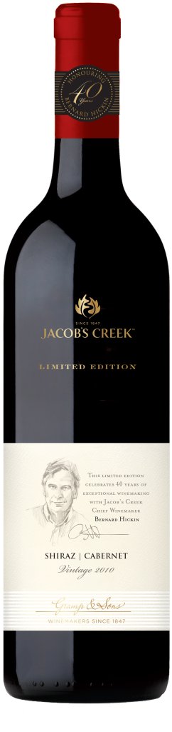 Jacob's Creek Limited Edition Shiraz Cabernet 2010