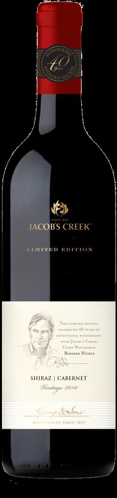 Jacob's Creek Limited Edition Shiraz Cabernet 2010