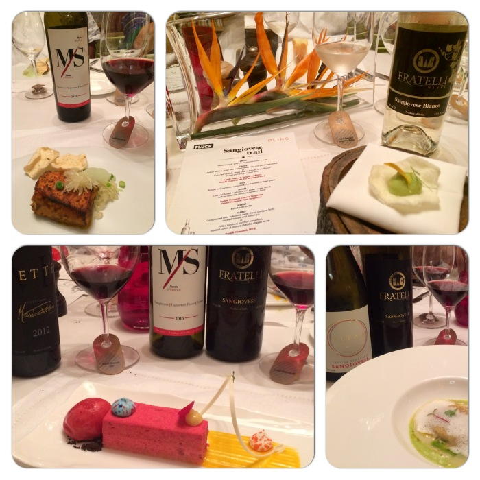 Sangiovese Trail by Fratelli Vineyards at Pluck & Pling, Pullman New Delhi Aerocity