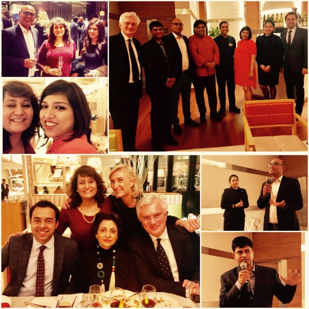 Taste of India Winemakers Dinner at Pullman New Delhi Aerocity