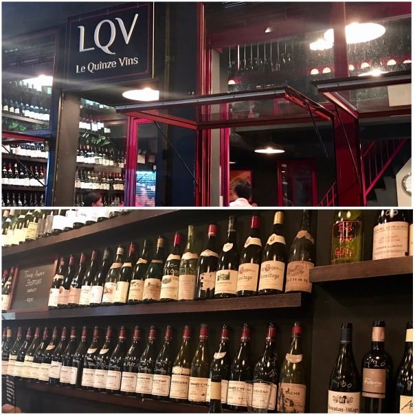 Le Quinze Vins, a French Wine Bar in Wan Chai Hong Kong