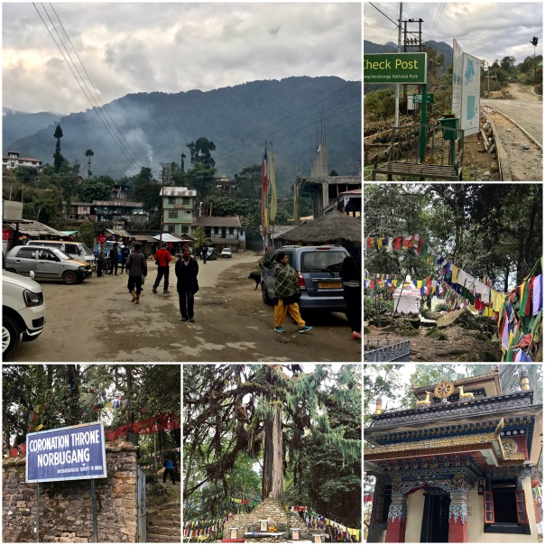 Yuksom in West Sikkim