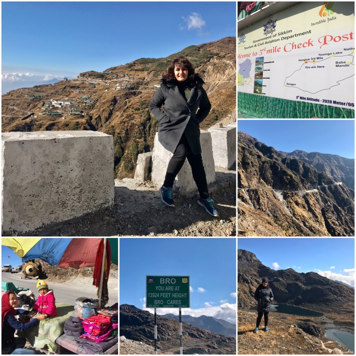 Drive from Gangtok to Nathu La