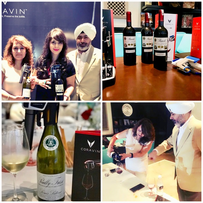 Coravin India Official Launch