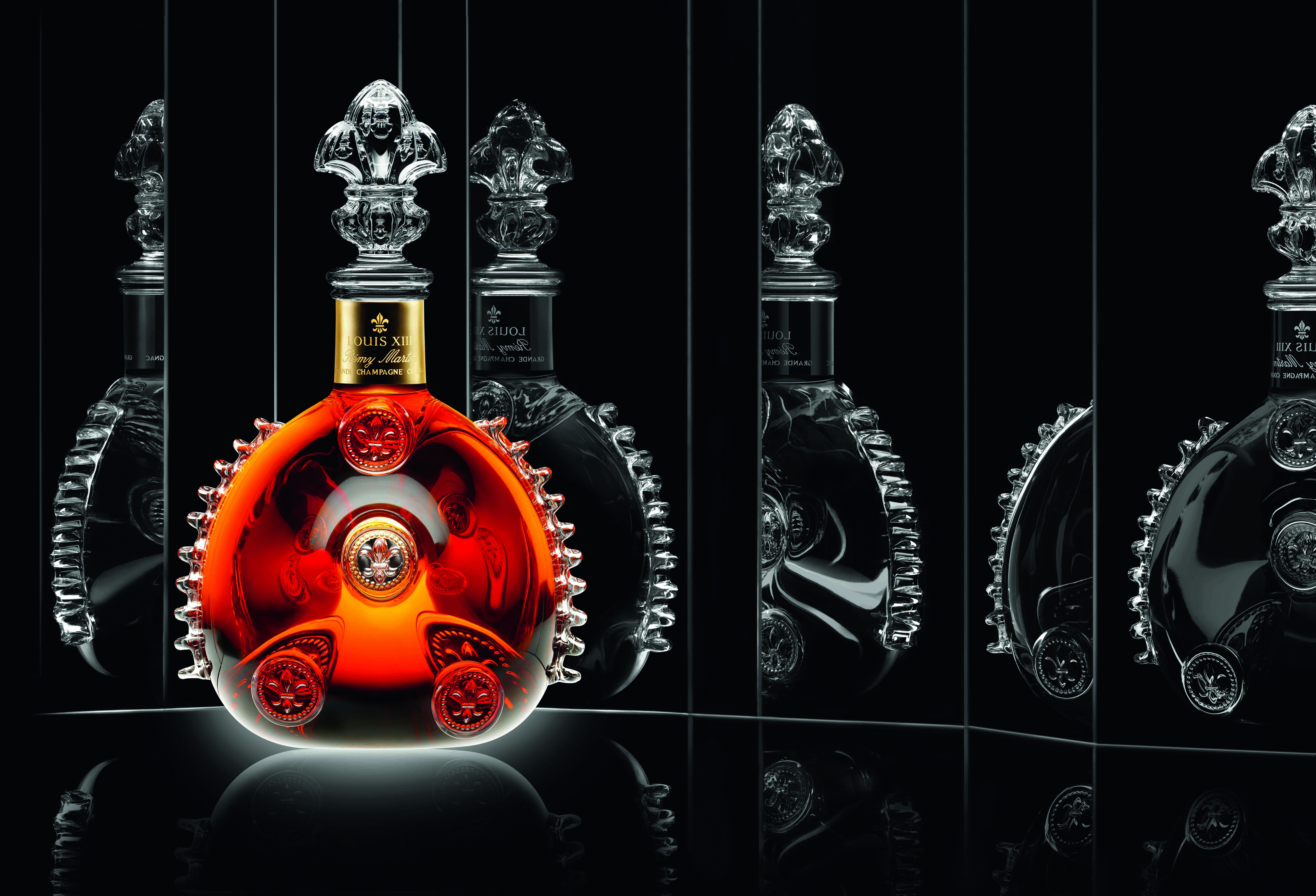 The Story Of Louis Xiii Cognac High On Wines